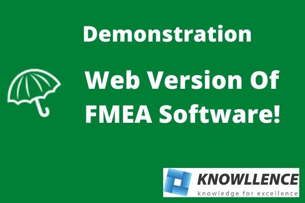 web-based FMEA software