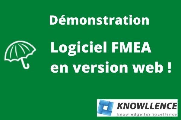 Logiciel AMDEC web