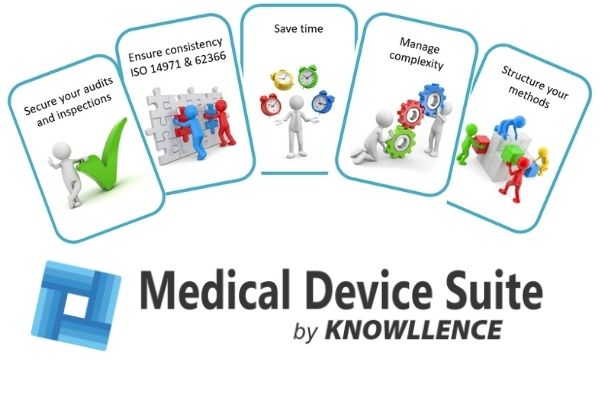 Benefits with Medical Device suite