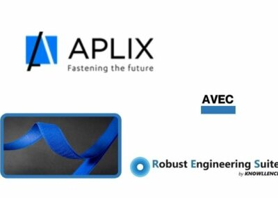 Notre logiciel  FMEA chez APLIX pour les AMDEC