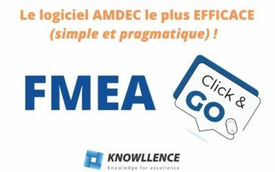 Découvrez le logiciel AMDEC le plus efficace !
