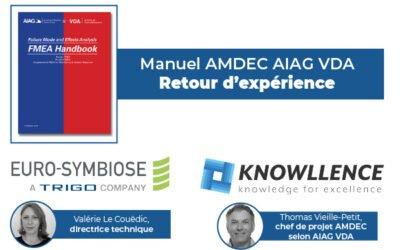 FMEA AIAG VDA: retour d'expérience avec EURO-SYMBIOSE